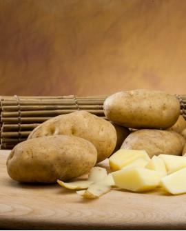 Patata gialla dei Colli Viterbesi - sacco rete 10Kg - Perle della Tuscia