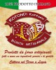 Crostatine Mù alla Crema e Pesca - vaschetta 360g - n.9 pezzi - Bontà Artigianale di Raffaele Rotondi