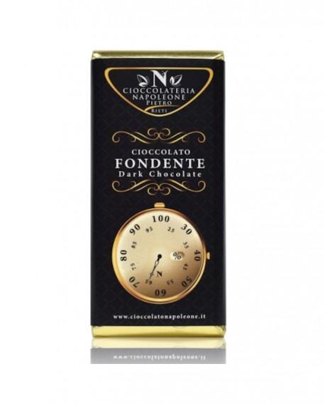 Tavoletta Cioccolato Fondente 65% Cacao 100g - Cioccolateria Napoleone Pietro