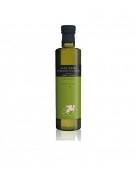 Olio extra vergine d'oliva varietà MISTO Biologico 100% Italiano  - bottiglia 250 ml - Olio Tuscia Villa Caviciana