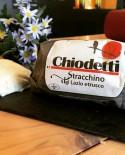 Stracchino Chiodetti del Lazio Etrusco - 250g - scadenza 15 giorni - Formaggi Chiodetti