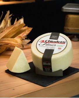 Pecorino Falisco - formaggio di pecora - intero 4Kg - stagionatura 60 giorni - Formaggi Chiodetti