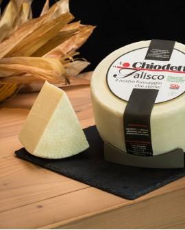 Pecorino Falisco - formaggio di pecora - metà 2Kg - stagionatura 60 giorni - Formaggi Chiodetti