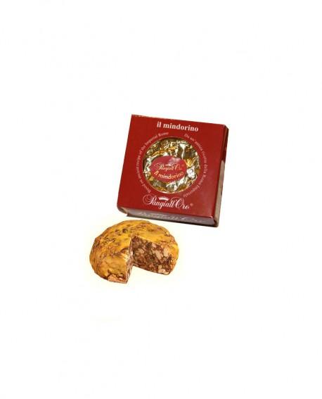 Mindorino Pangiall'Oro antico dolce romano - box 40g - Antico Forno Pasticceria Colapicchioni Angelo