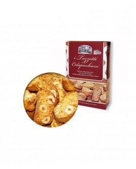 Tozzetti biscotto con nocciole tostate - box 200g - Antico Forno Pasticceria Colapicchioni Angelo