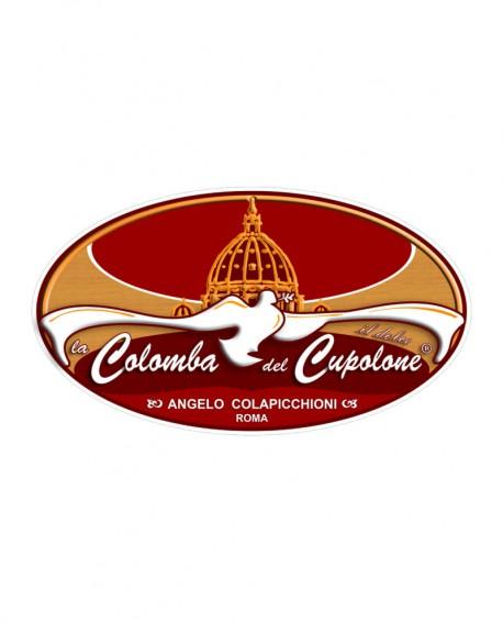 La Colomba del Cupolone - colomba artigianale -busta 950g - Antico Forno Pasticceria Colapicchioni Angelo
