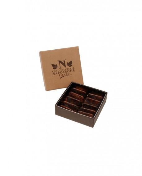 Gianduiotti Scatola 10 pezzi - Cioccolateria Napoleone Pietro