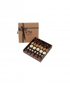 Pralinati assortiti Scatola 29 pezzi - Cioccolateria Napoleone Pietro