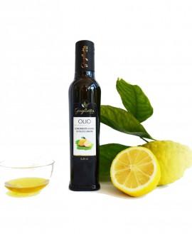 Condimento olio & limone - Bottiglia 250 ml - Guglietta