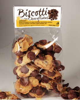 Biscotti choco flex artigianali 200 g - Pasticceria Stefano Campoli
