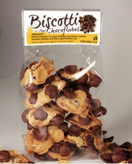 Biscotti choco flex artigianali 250 g - Pasticceria Stefano Campoli