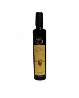 L'Eccellente Olio Extravergine di Oliva 100% italiano classico - Bottiglia da 500 ml - Gli Orti di Guglietta
