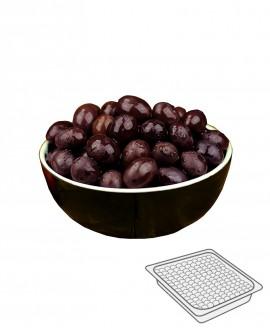 Olive Gaeta - Itrana Nere in salamoia - Vaschetta 300 g - Gli Orti di Guglietta
