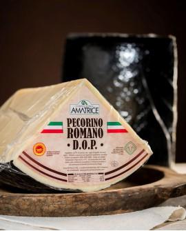 Pecorino Romano DOP a quarti SV 6,8-7,0 kg  - vendita al pezzo - Caseificio Storico Amatrice