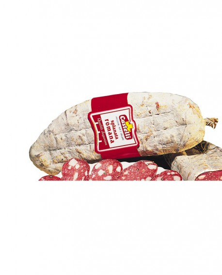 Spianata Romana puro suino - 2,15 kg - Castelli Salumi