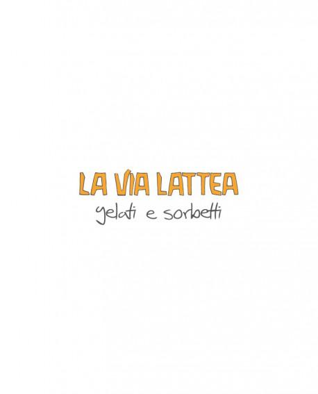 Sorbetto Mojito Monoporzione 120 g - artigianale - La Via Lattea
