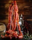 Salsiccia di Monte San Biagio Barzotta Piccante vaschetta 500g - Salumi Grufà