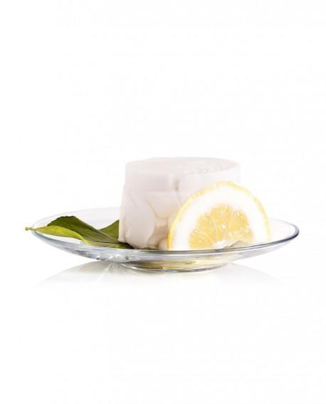 Sorbetto Limone Monoporzione 120 g - artigianale - La Via Lattea