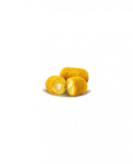 Crocchetta di patate e mozzarella mignon 30g surgelato - cartone 6 kg - Frittoking