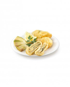 Carciofi in pastella surgelato - cartone 6 kg - Frittoking