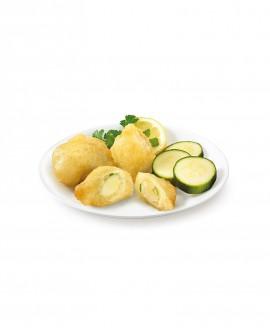 Zucchine in pastella surgelato - cartone 6 kg - Frittoking