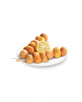 Spiedino FRITTO KING 120g surgelato - cartone 6 kg - Frittoking