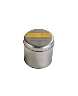 Sorbetto di Mandarini Lattina 600ml (400g/450g) - artigianale - La Via Lattea