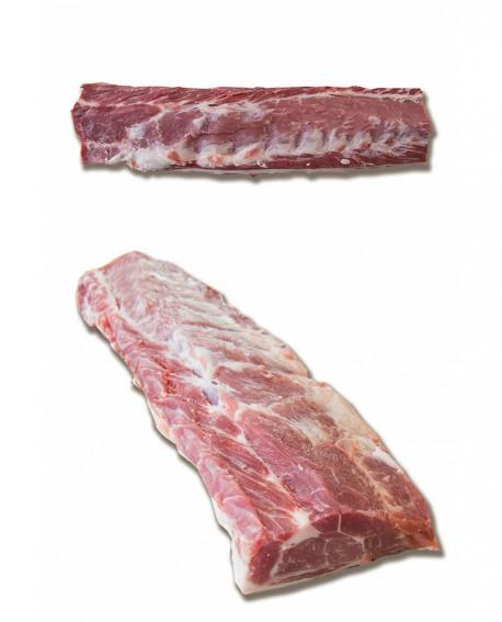 Arista Mangalitza - suino carne fresca - porzionato 1Kg - Macelleria Villa Caviciana