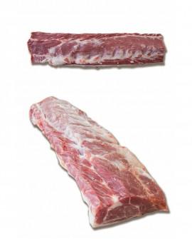 Arista Mangalitza - suino carne fresca - porzionato a fette 1Kg - Macelleria Villa Caviciana