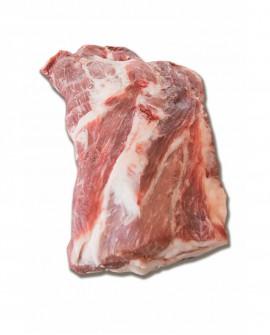 Capocollo senza osso Mangalitza - suino carne fresca - intero 3-3.5Kg - Macelleria Villa Caviciana