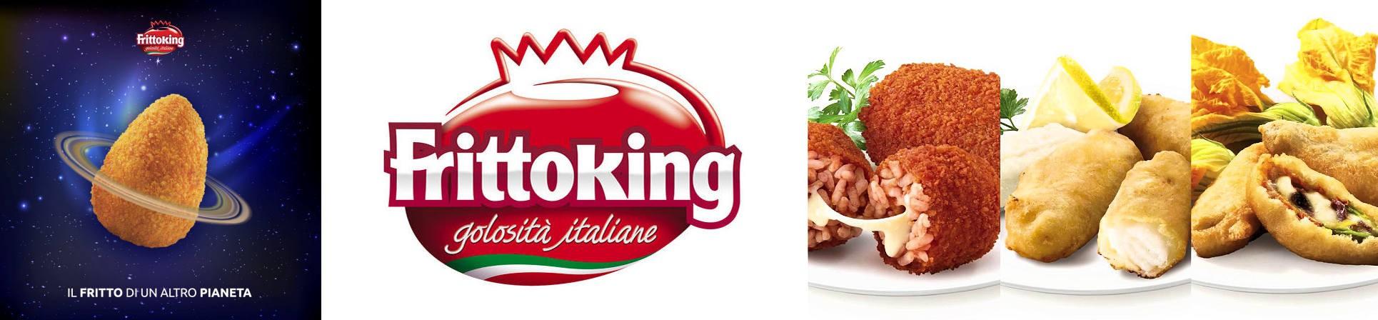 Vendita online fritto surgelato, supplì, arancini panati e verdure in pastella vendita online - FRITTOKING