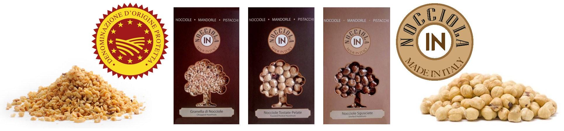 vendita online Nocciole romana acquista online - Nocciola IN