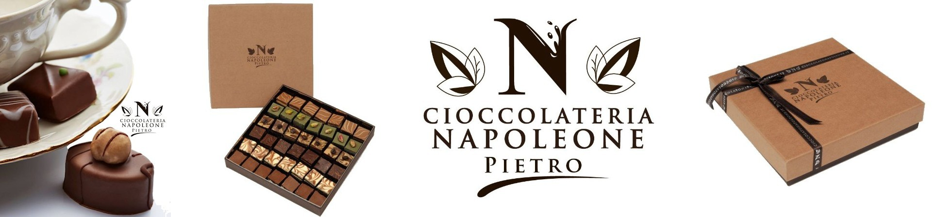 cioccolatini, praline, tavolette - Cioccolateria Napoleone Pietro