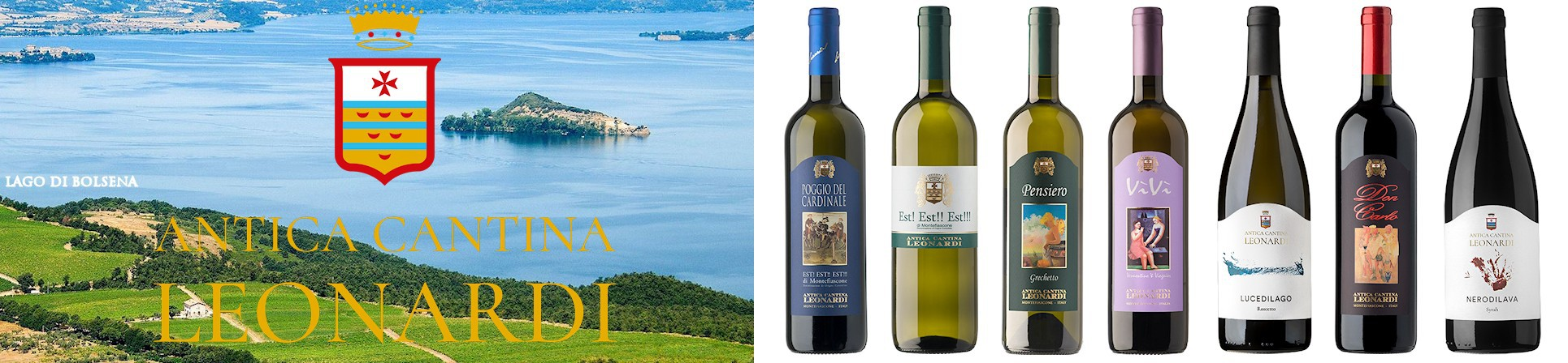 Est! Est! Est! Vini Dop Lazio, Lago di Bolsena, Vendita Online