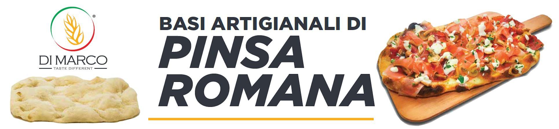 Vendita online Pinsa Romana - Di Marco